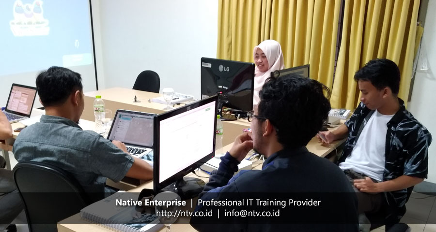 "Training ""iOS App Development using Swift"" bersama Dwidasa Samsara Indonesia"