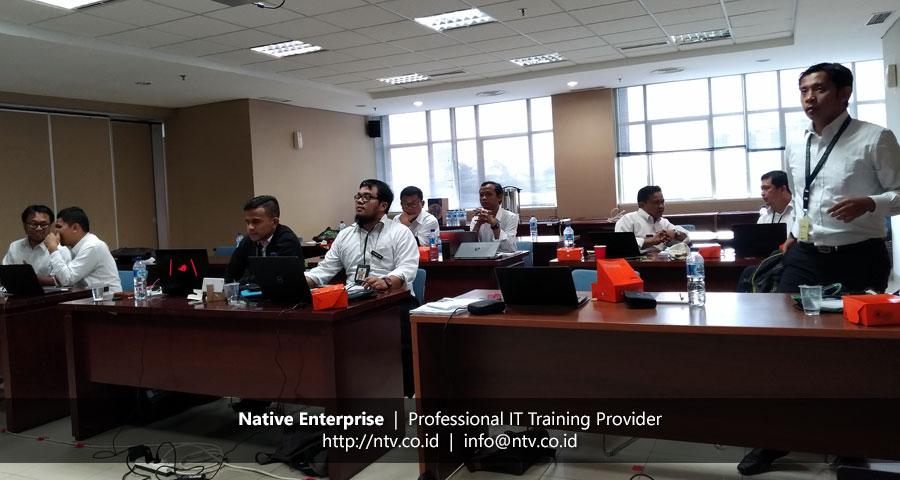 In-House Training Excel Power BI for Business Users bersama Ditjen Pajak Jakarta