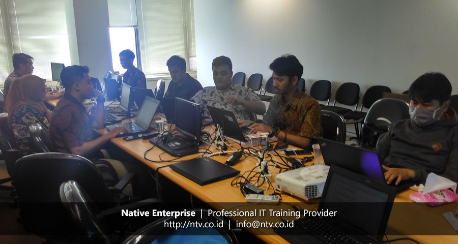 "In-House Training ""Java App Development using Spring and Hibernate"" bersama Adira Finance"