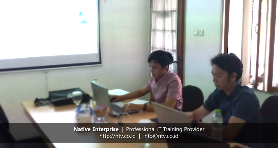 Training Android Mobile App Development bersama Pupuk Sriwidjaja
