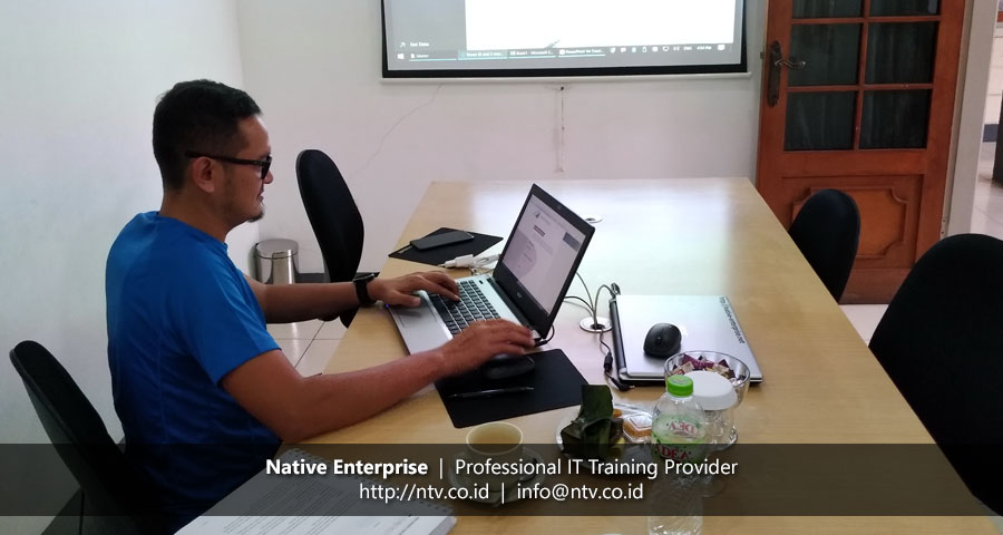 Training Excel Power BI for Business Users bersama EPCOS Indonesia