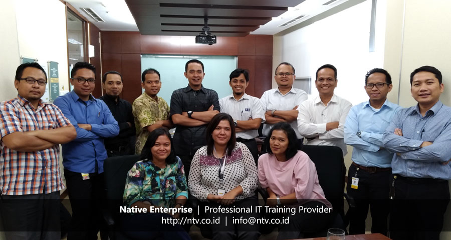 In-House Training Power BI Data Analysis bersama Trakindo