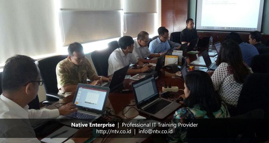 """In-House Training """"Power BI Data Analysis"""" bersama Trakindo"""
