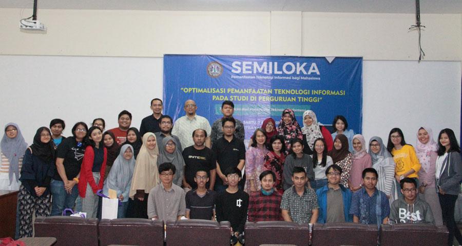Optimalisasi Pemanfaatan Teknologi Informasi pada Studi di Perguruan Tinggi