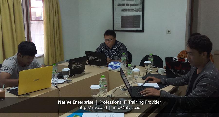 "Training ""Oracle Introduction to PL/SQL"" bersama Disdukcapil Kota Tangerang"