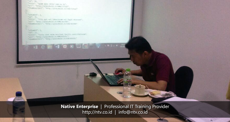 "Weekend Training ""Hadoop Developer with Spark"" bersama Gandum Mas Kencana"