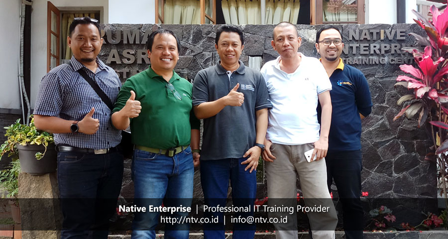 """Training """"Developing .NET Windows Forms Application"""" bersama Ditjen Pajak Jakarta"""