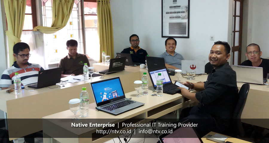 "Training ""Developing .NET Windows Forms Application"" bersama Ditjen Pajak Jakarta"