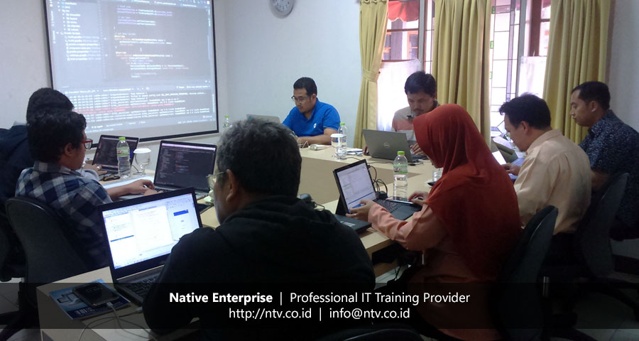 "Training ""Secure Programming for Mobile System"" bersama Badan Siber dan Sandi Negara (BSSN)"
