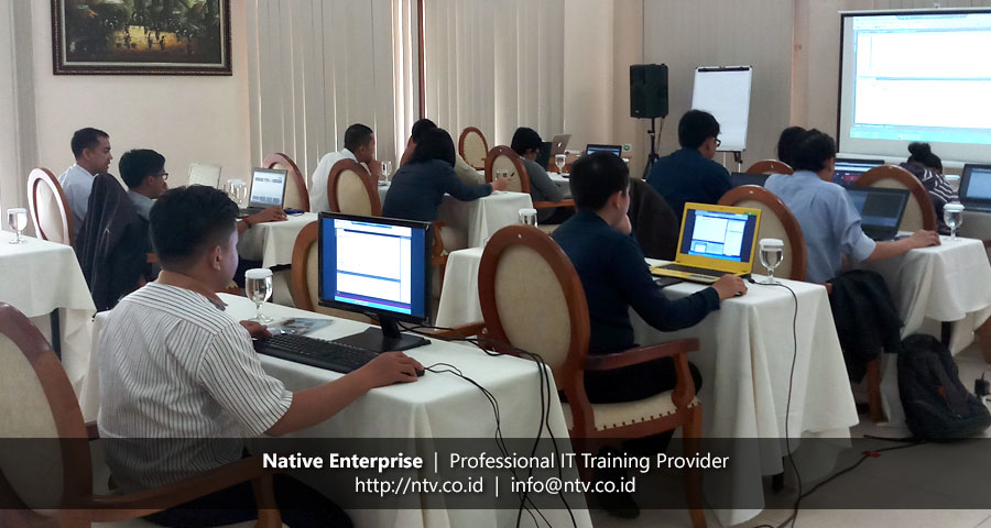 "In-House Training ""Developing Web App using ASP.NET MVC"" bersama PT Jababeka Tbk (Sesi 1)"