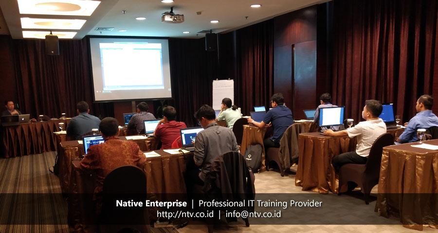 "In-House Training ""Developing Web App using ASP.NET MVC"" bersama PT Jababeka Tbk (Sesi 2)"
