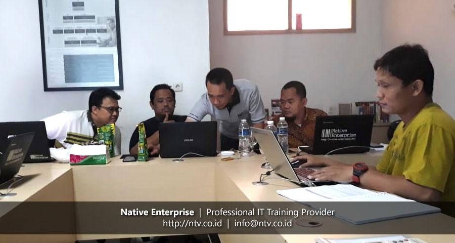 "Training ""Windows Server Storage and Cloud Fundamentals"" bersama Disdukcapil Kota Tangerang"
