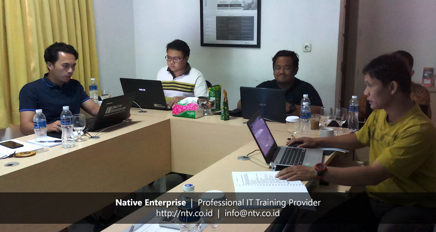 "Training ""Windows Server Storage and Cloud Fundamentals"" bersama Disdukcapil Kota Tangerang"