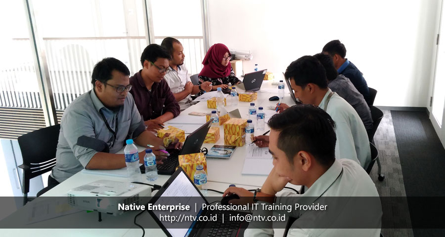 "In-House Training ""IT Project Management"" bersama Mitsubishi Indonesia"
