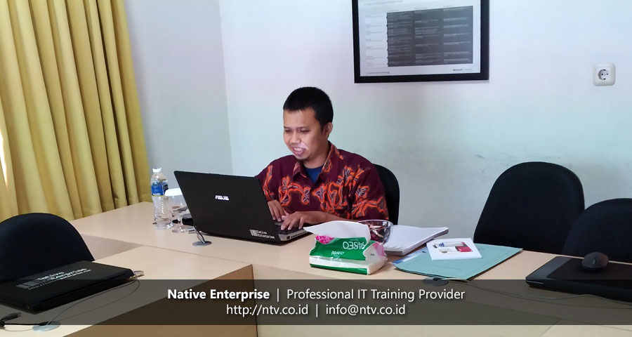 "Training ""Excel Dashboards and Reports"" bersama Badan Siber dan Sandi Negara (BSSN)"