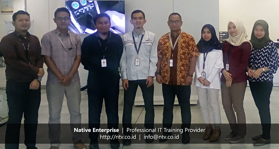 "In-House Training ""Intro to Database using Oracle"" bersama Mitsubishi Indonesia"