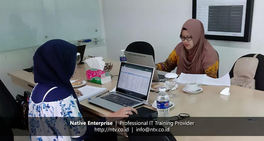 "Training ""Microsoft Office Specialist Excel Expert"" bersama LEN Industri"