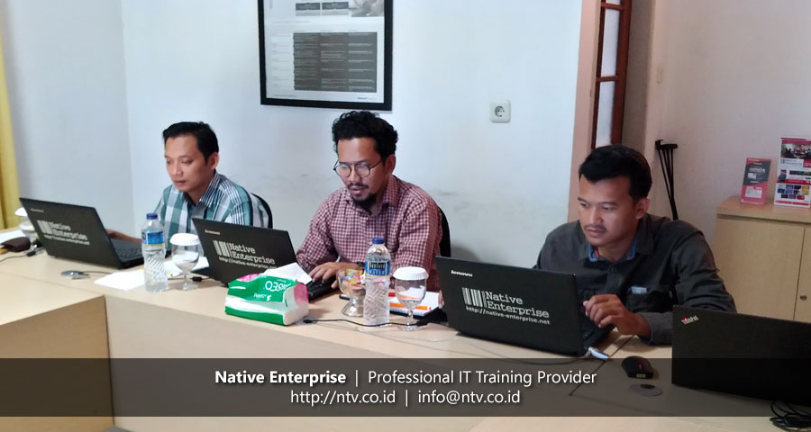 "Training ""Excel Dashboards and Reports"" bersama Perusahaan Gas Negara"