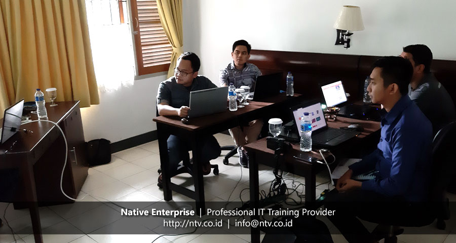 "Training ""IT Infrastructure Library Foundation"" bersama Universitas Lambung Mangkurat"