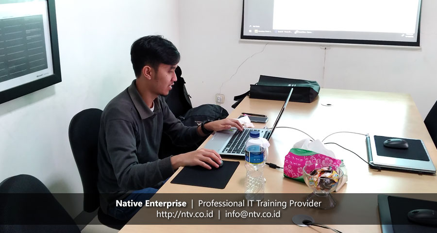 "Training ""Power BI for Business Users"" bersama LEN Industri"