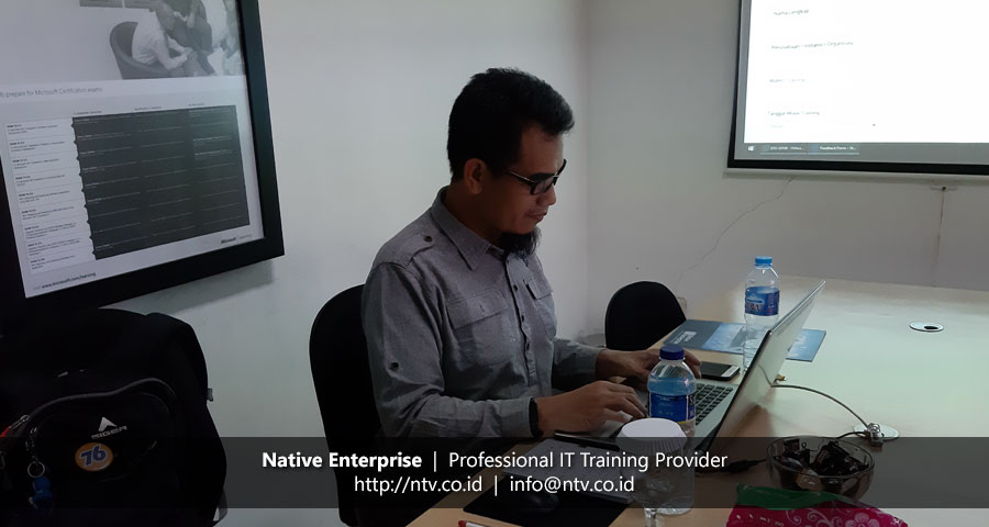 "Training ""SharePoint for End Users and Workflow Essentials"" bersama Star Energy Geothermal Salak (SEGS)"