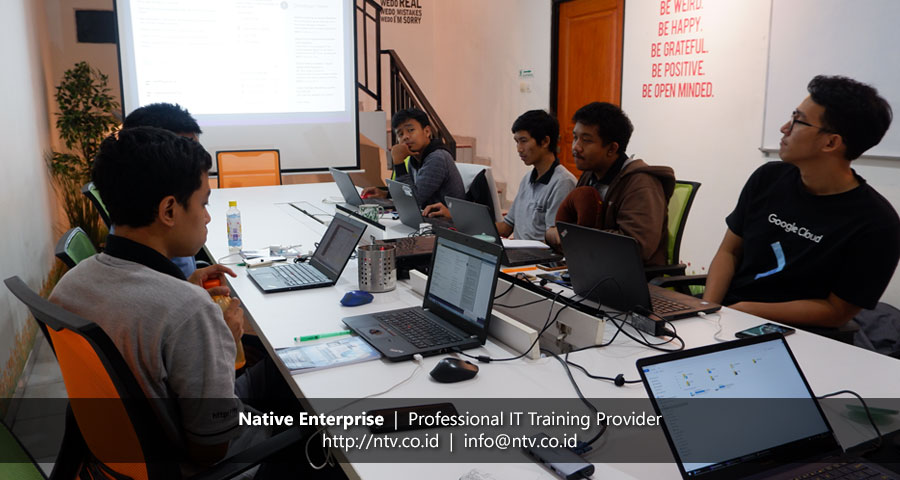 "In-House Training ""Android App Development using Xamarin"" bersama Arranet"