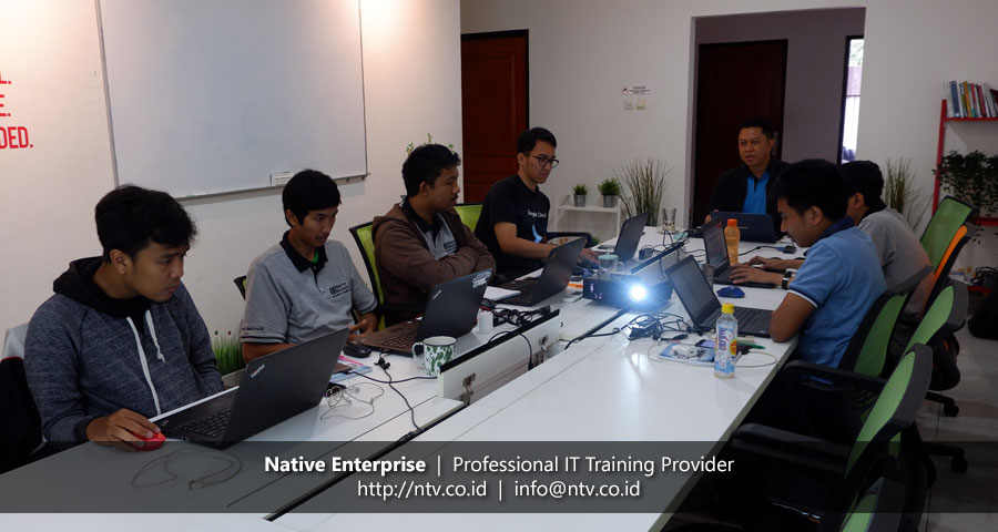 "In-House Training ""Android App Development using Xamarin"" bersama Arranet"