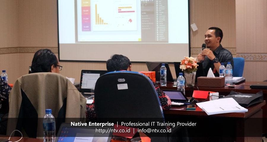"In-House Training ""Power BI for Business Users"" bersama e-Auditor Ditjen Pajak Jakarta"