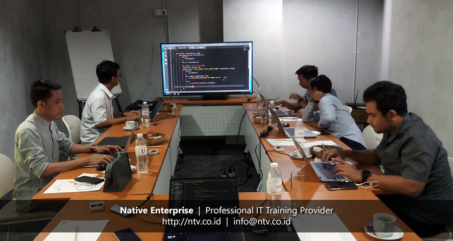 "Off-Site Training ""Full Stack Xamarin Android and RESTful API Node.js"" bersama Bank BPD DIY (Batch 1)"