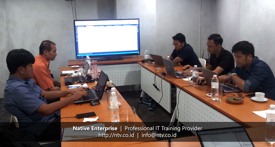 "Off-Site Training ""Full Stack Xamarin Android and RESTful API Node.js"" bersama Bank BPD DIY (Batch 2)"