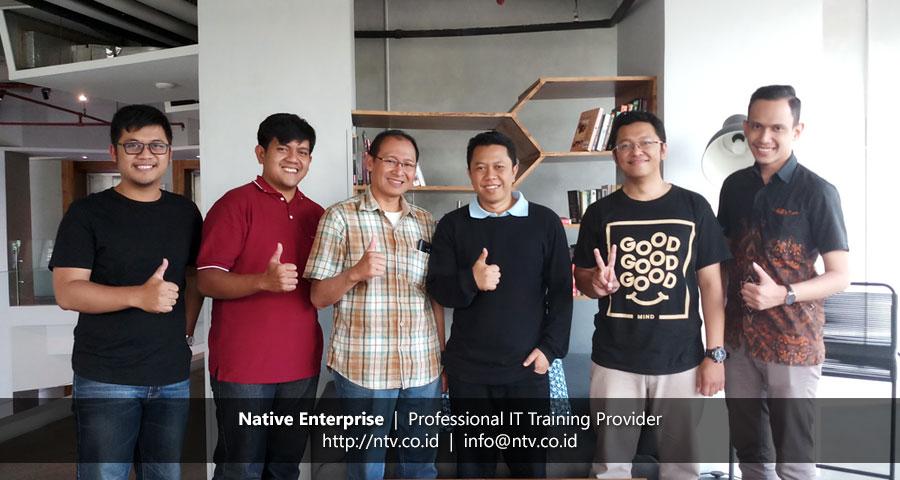 "Off-Site Training ""Full Stack Xamarin Android and RESTful API Node.js"" bersama Bank BPD DIY (Batch 2)"
