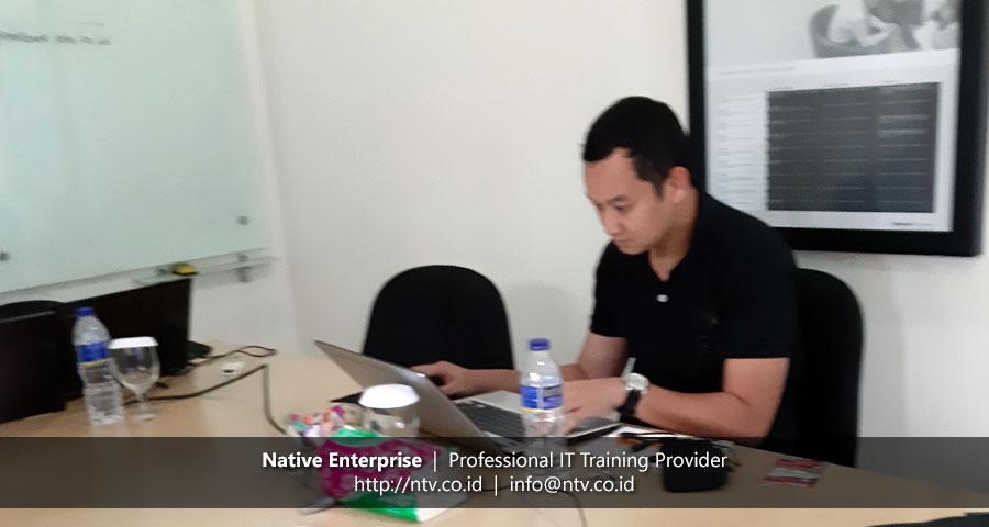 """Training """"Power BI for Business Users"""" bersama Asuransi BRI Life"""