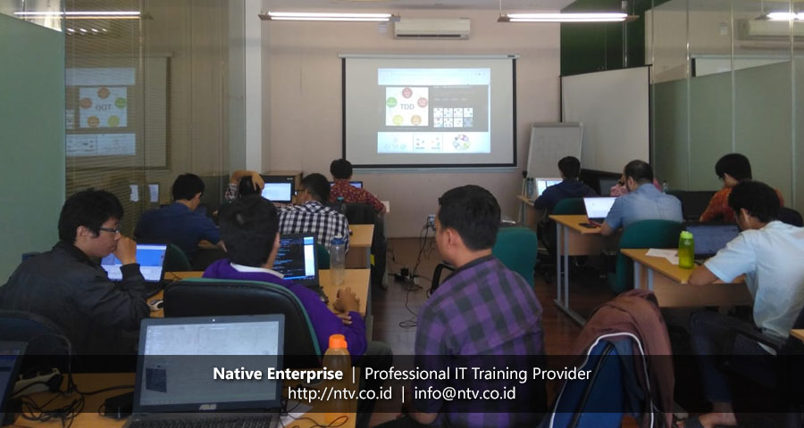 "In-House Training ""Angular Web Application Development"" bersama Adicipta Inovasi Teknologi"