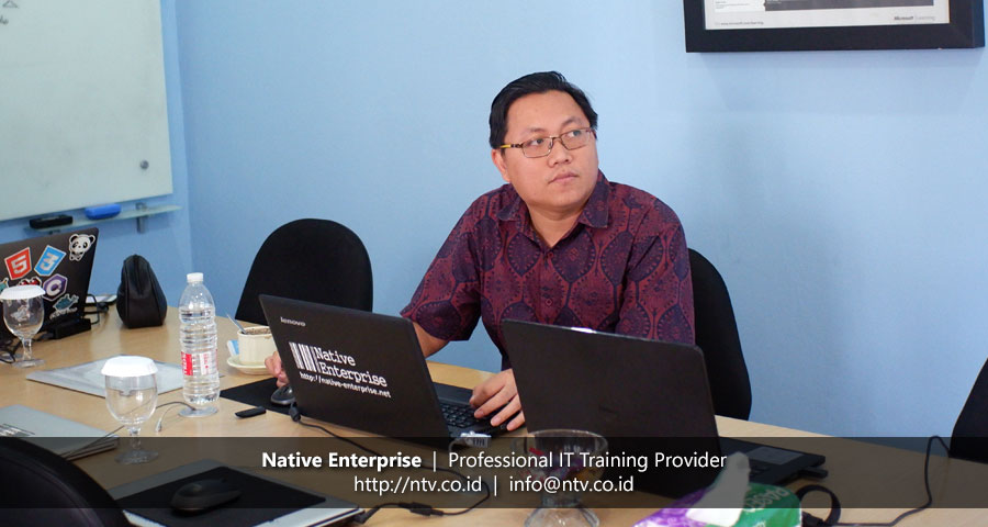 "Training ""Full Stack ASP.NET Core and RESTful API ASP.NET Core"" bersama Indonesia Steel Tube Works"