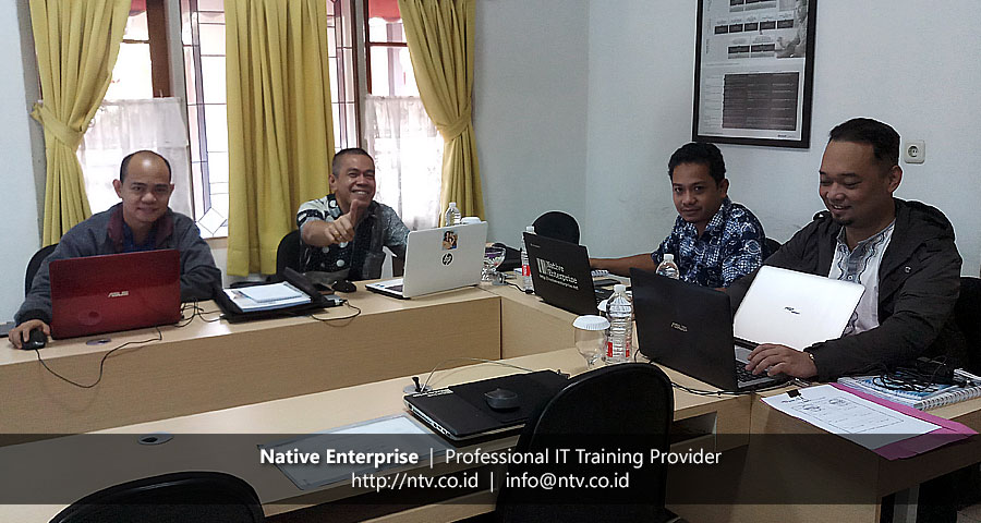"Training ""Software Quality Assurance"" bersama Bank Papua"