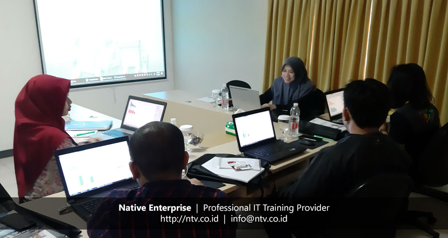 "Training ""Power BI for Business Users"" bersama Loreal Indonesia"
