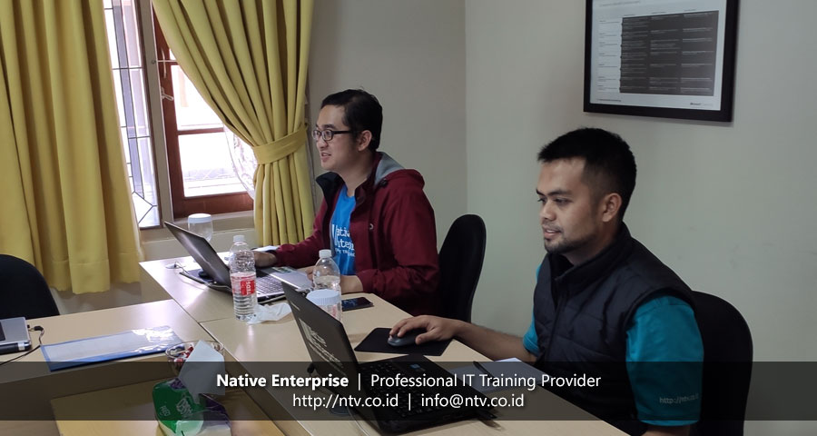 "Training ""IT Help Desk Management"" bersama Yogya Group"