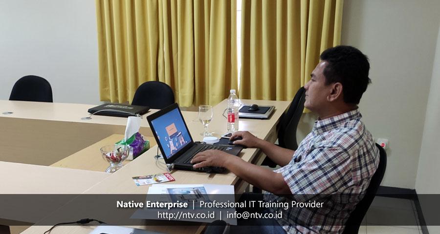 """Training """"Power BI for Business Users"""" bersama IPC Marine"""