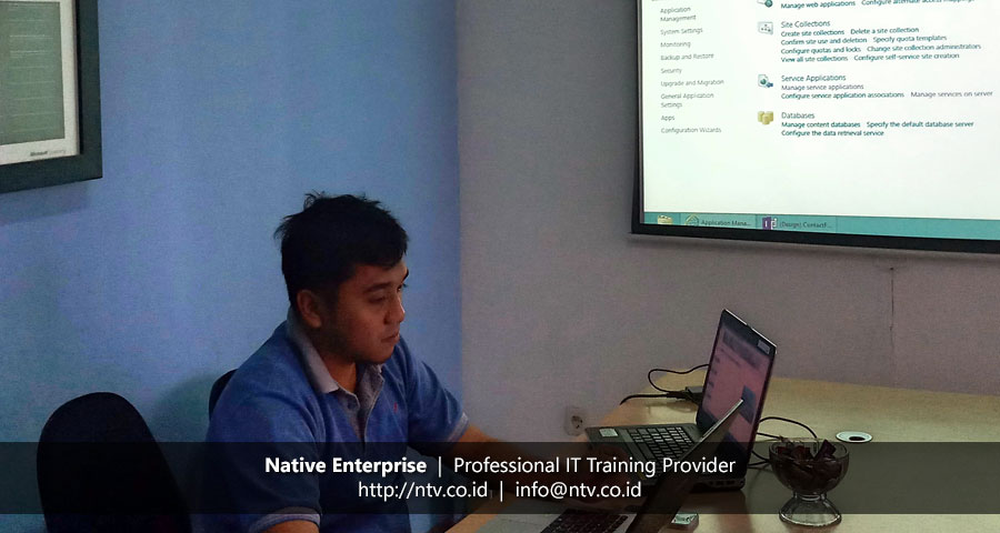 "Training ""SharePoint for End Users"" bersama Genting Energy"