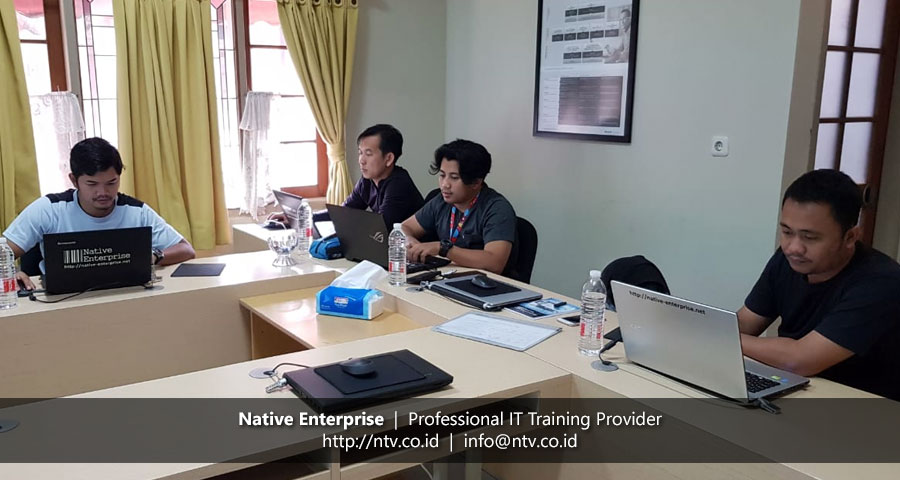 "Training ""Building PHP Web Application using CodeIgniter"" bersama Disdukcapil Kota Tangerang"