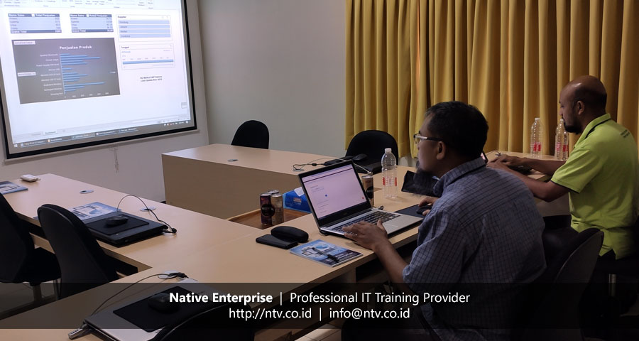 "Training ""Excel Advanced for Business Users"" bersama Medco E&P Natuna Ltd. (Batch 2)"