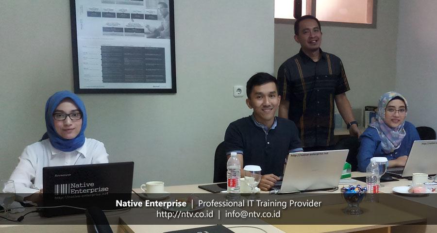"""Training """"Power BI for Business Users"""" bersama Lembaga Penjamin Simpanan dan Mitra Niaga"""