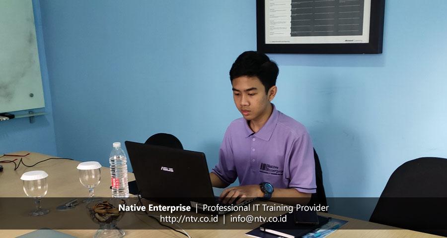 "Training ""Windows Operating Systems Fundamentals"" bersama Yogya Group"