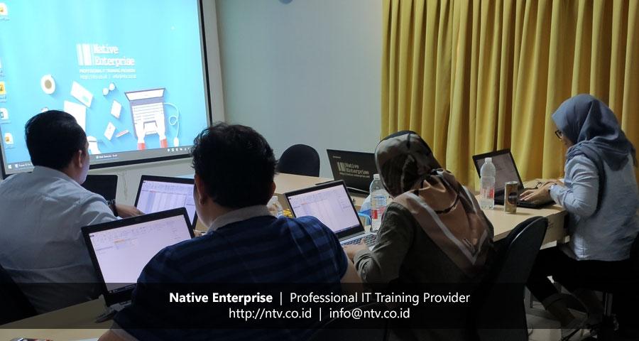 "Weekend Training ""Power BI for Business Users"" bersama Petrosea"