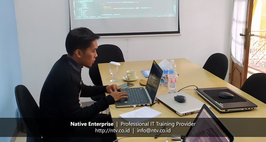 "Training ""Android Mobile App Development"" bersama Panasonic"