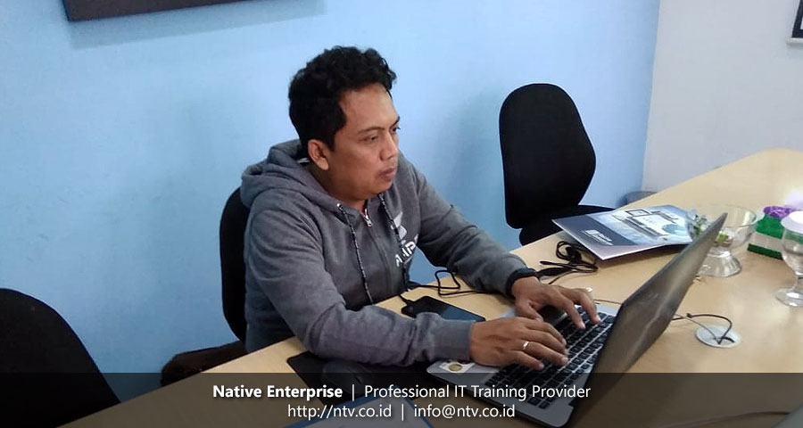 "Training ""IT Risk Management"" bersama Kompas Media Nusantara"