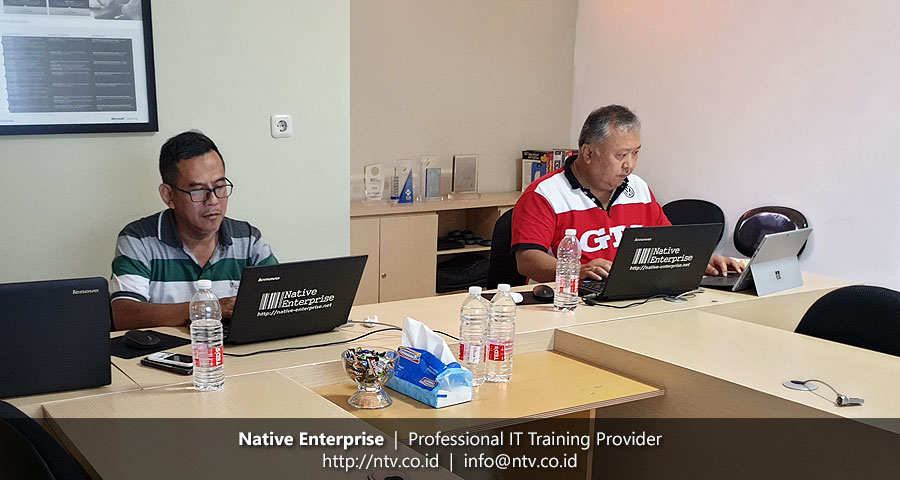 "Training ""Power BI for Business Users"" bersama British School Jakarta"
