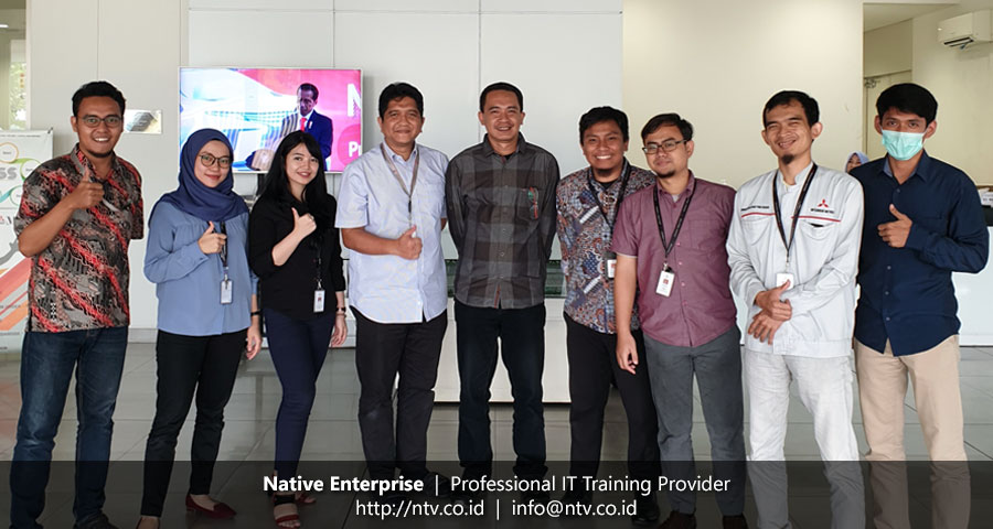 "In-House Training ""IT Project Management"" bersama Mitsubishi Motors Krama Yudha Indonesia"