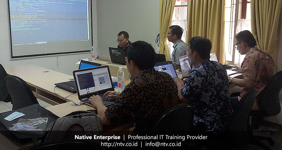 "Training ""Cross Platform Mobile Application Development using React Native"" bersama BKPSDM Kota Tangerang"