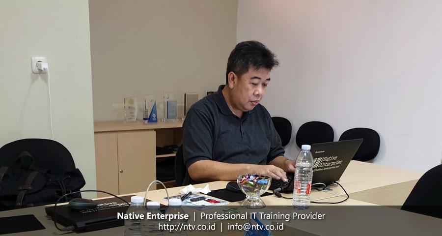 "Training ""IT Asset Management"" bersama Sarana Multi Infrastruktur"